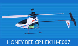 HoneyBee2 R/C Electric Helicopter