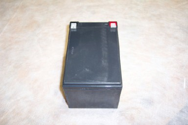 Electric Scooter Part 12 Volt 12 Amp Battery